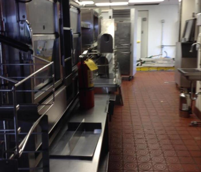Commercial Fast Food Restaurant Fire Clean in Canton, MI  After