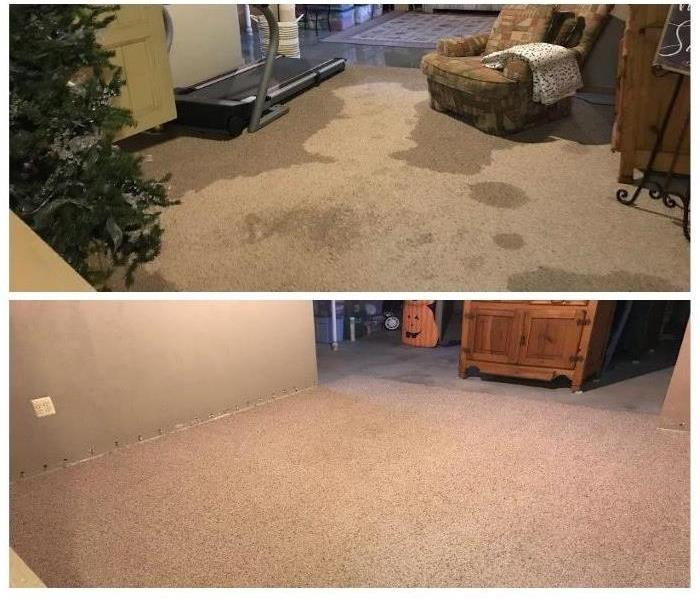 Why SERVPRO Flooded Basement?