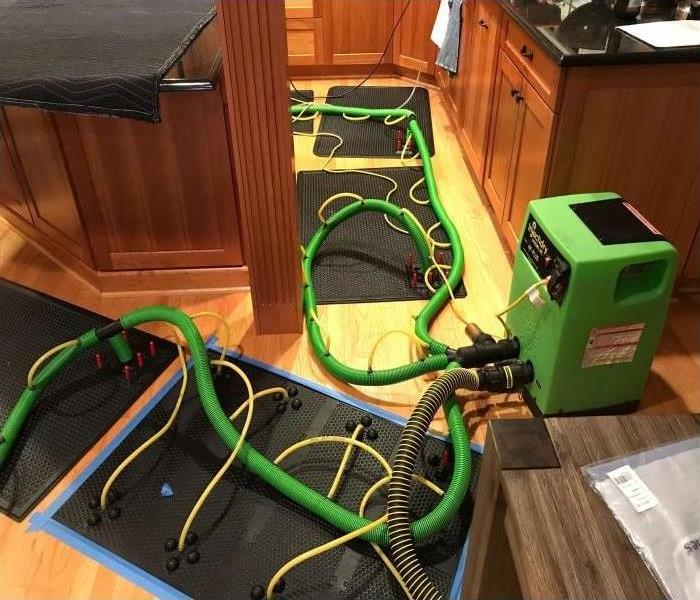 Why SERVPRO Advanced Drying Equipment