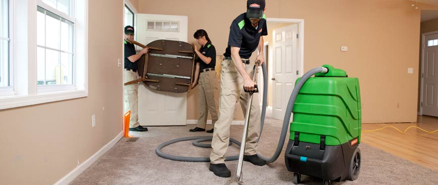 Rochester Hills, MI residential restoration cleaning